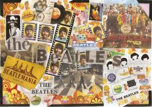 The_Beatles_by_Titty_Freak